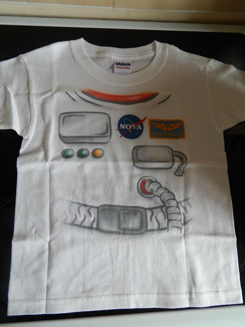 Astronaut Monkey