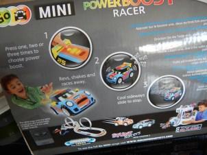 Go MINI Power Boost Racer