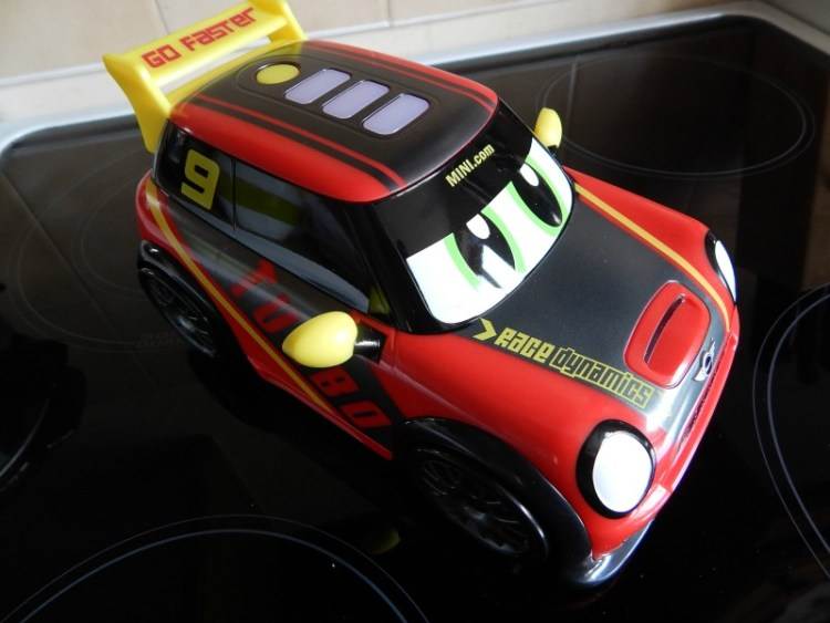 Go MINI Power Boost Racer