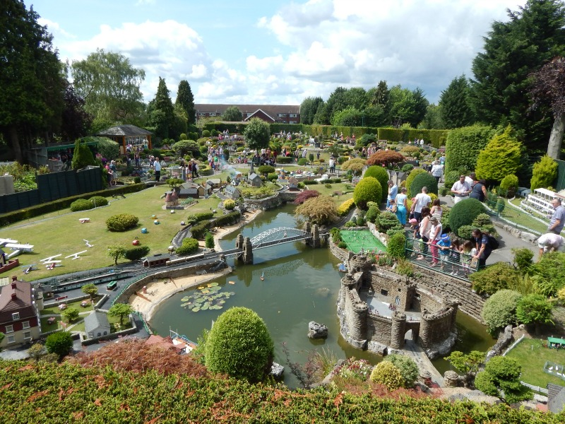 Bekonscot Model Village