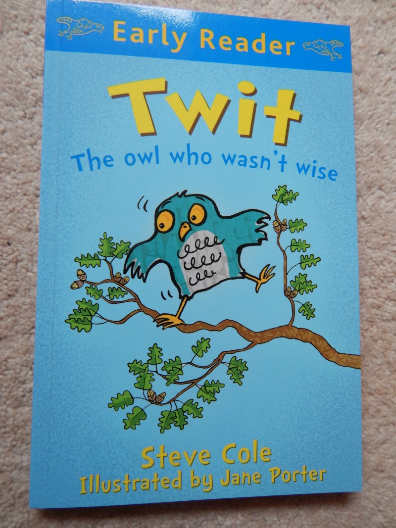 Twit The owl who wasn't wise