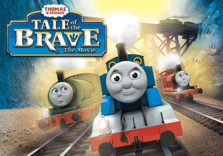 Thomas & Friends Tale of the Brave