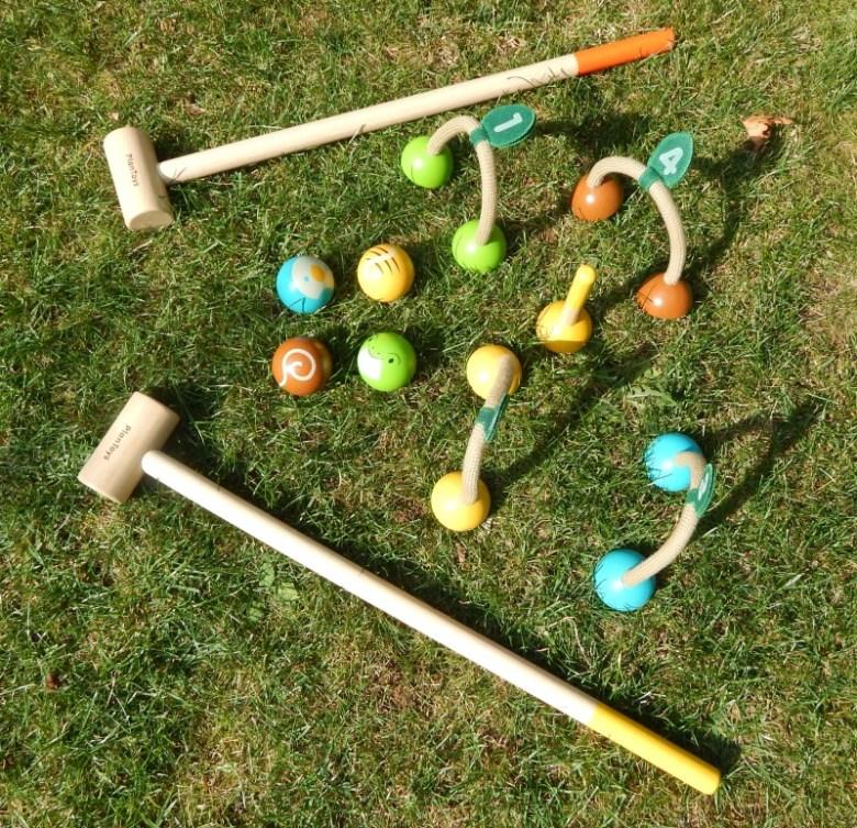 Plan Toys Croquet