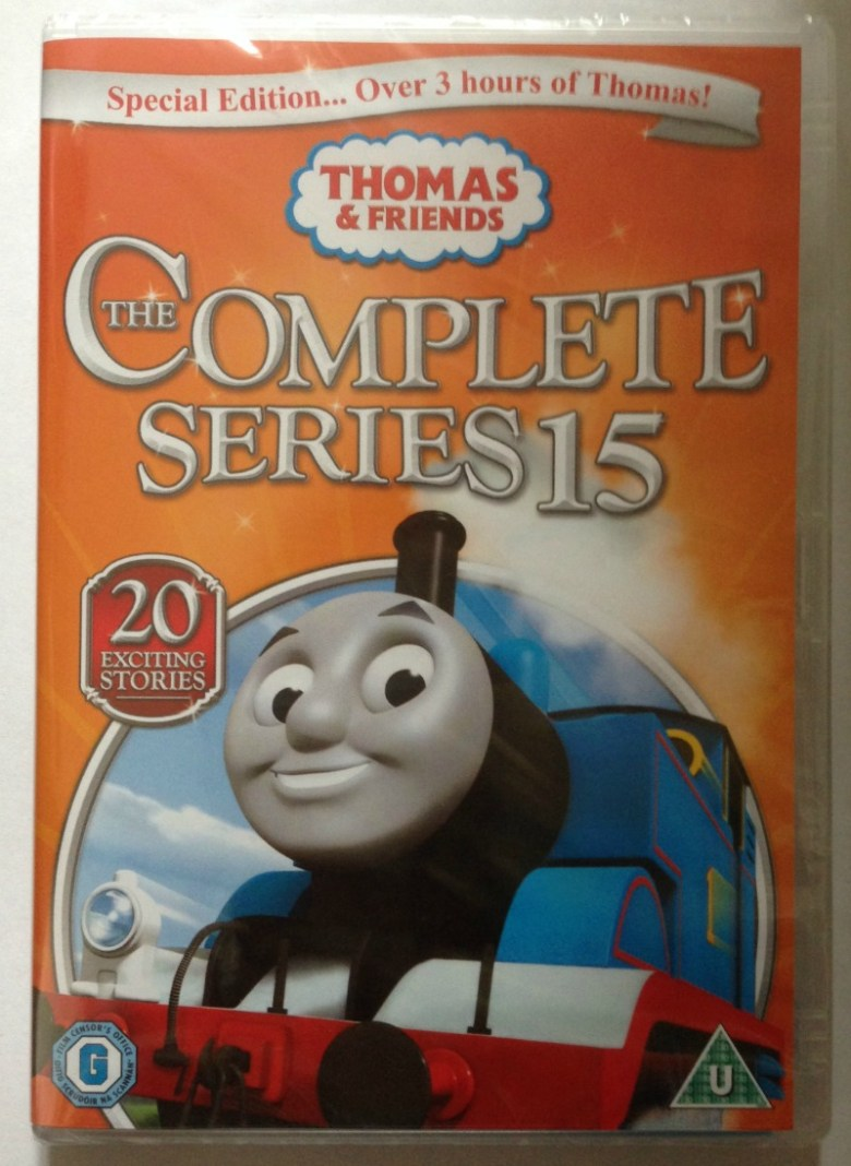 Thomas and Friends my Facebook giveaway now live
