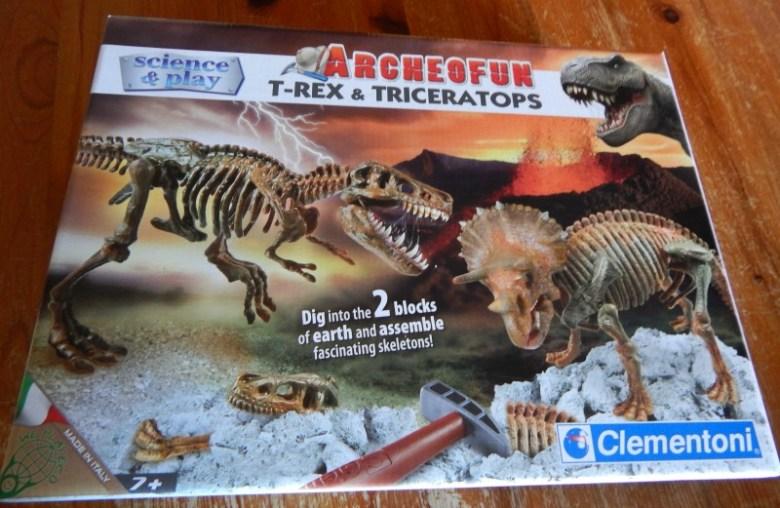 Archeofun T-Rex & Triceratops