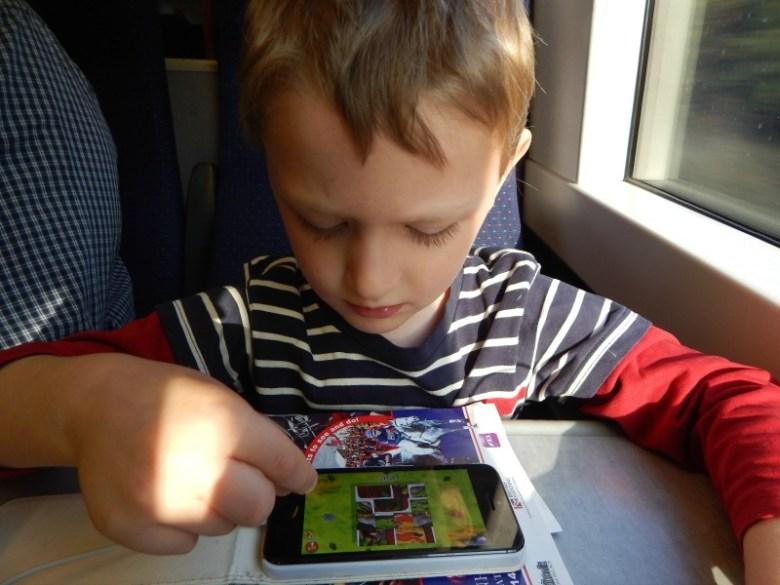 Gruffalo Games app