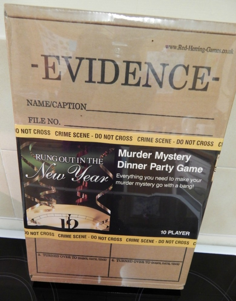 Murder Mystery over the festive season?
