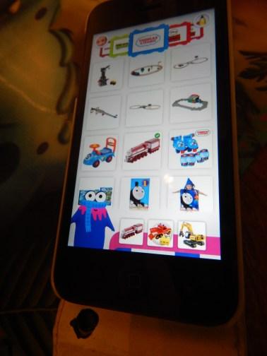 Argos Wish List App