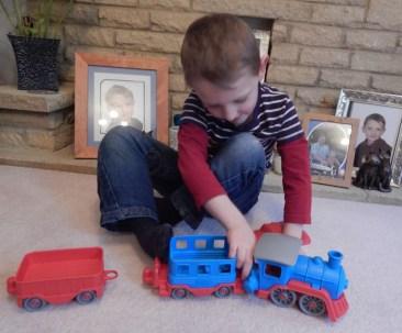 Green Toys Train