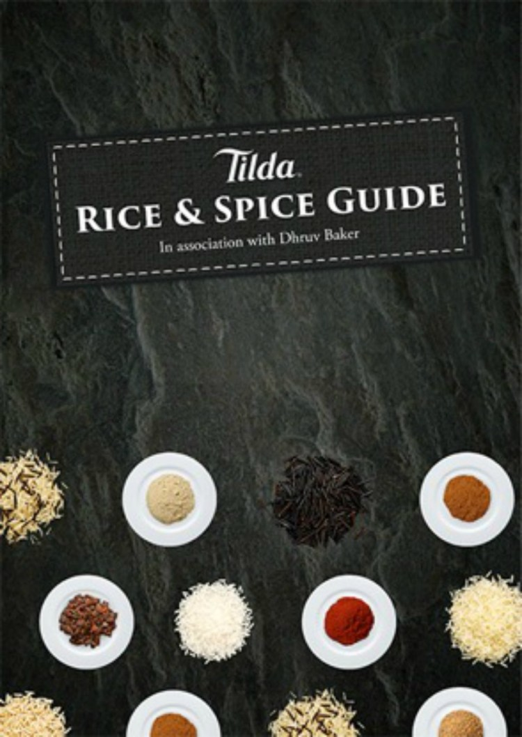 Tilda Rice and Spice Guide