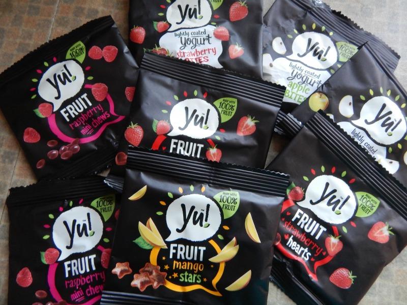 Yu! Mini Fruit Chews