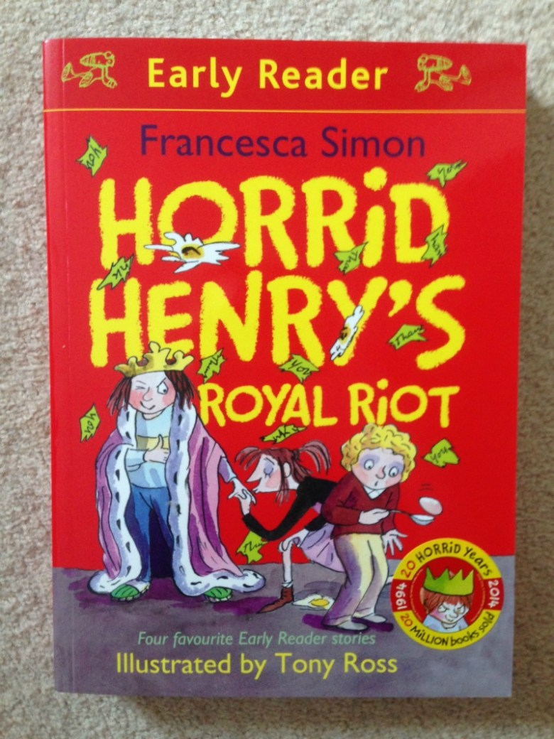 Horrid Henry's Royal Riot