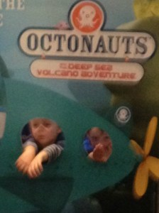 Octonauts and the Deep Sea Volcano Live show