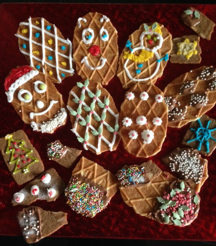 Feeling festive with Jules Destrooper biscuits