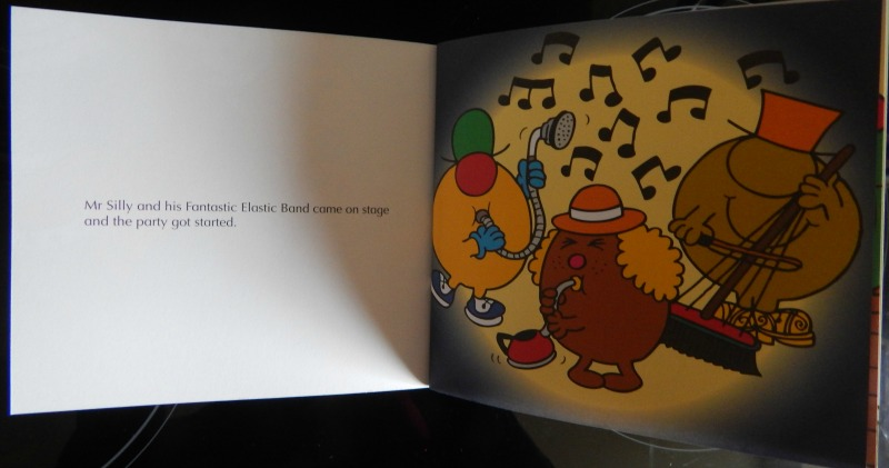 Mr Men The Christmas Party