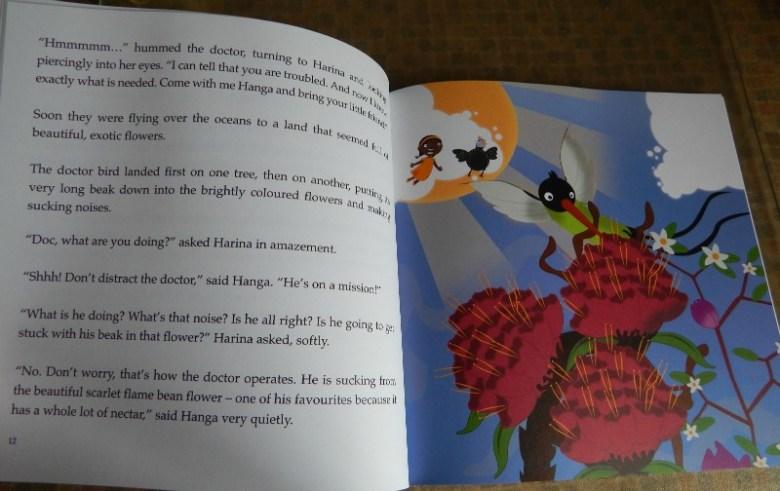 Tales of Harina