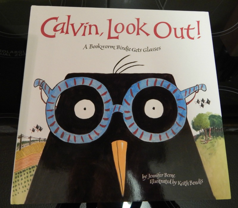 Calvin, Look Out!