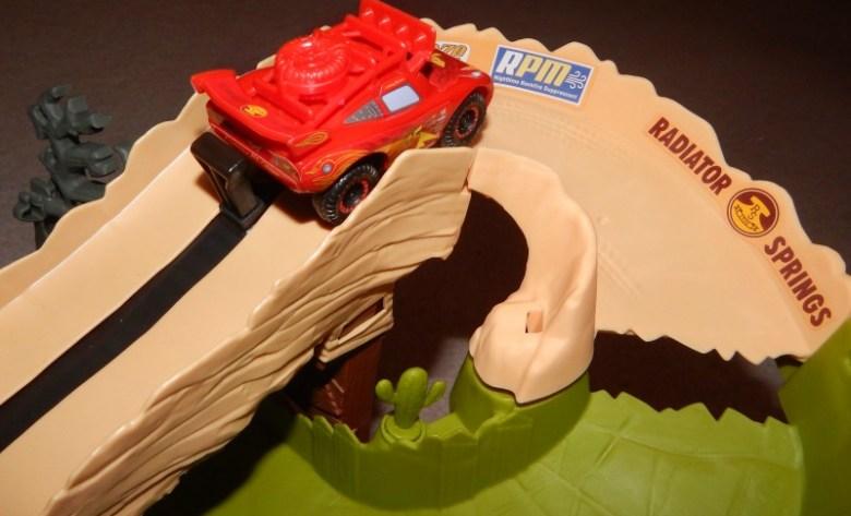 Disney Pixar Cars Off-Road Rally Race