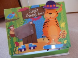 Magnetic Mix and Match Jungle Changing Room