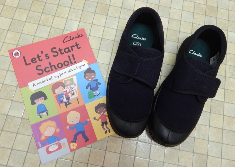 New shoes for a new year from Clarks