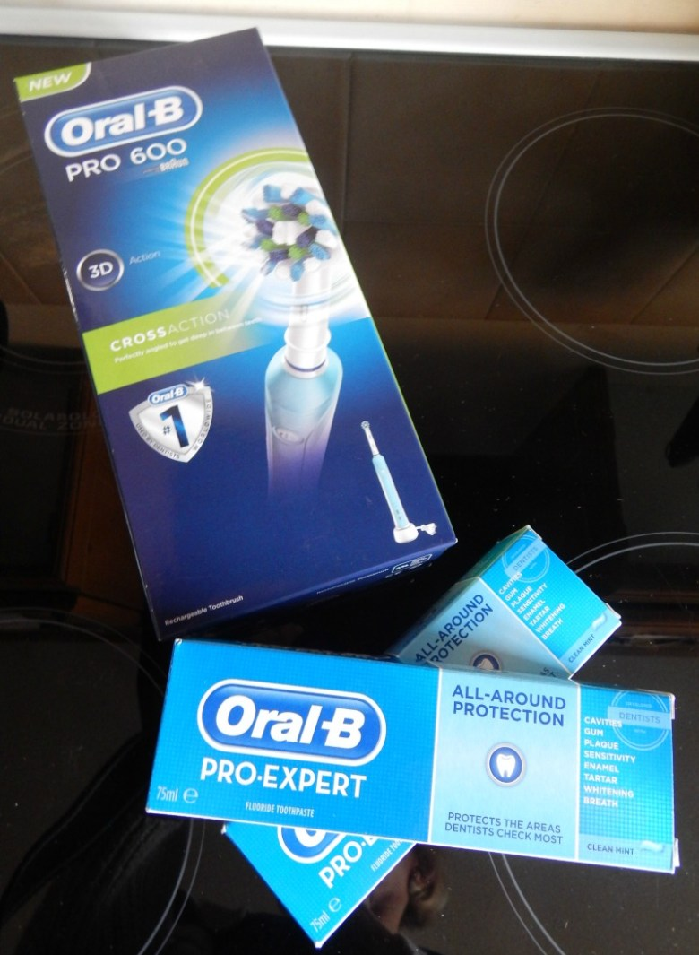 Oral-B Pro-Expert All-Around Protection