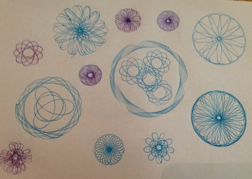 Spirograph for the 21st Century