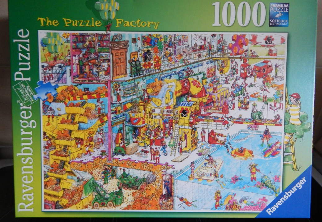 The Jigsaw Puzzle Factory