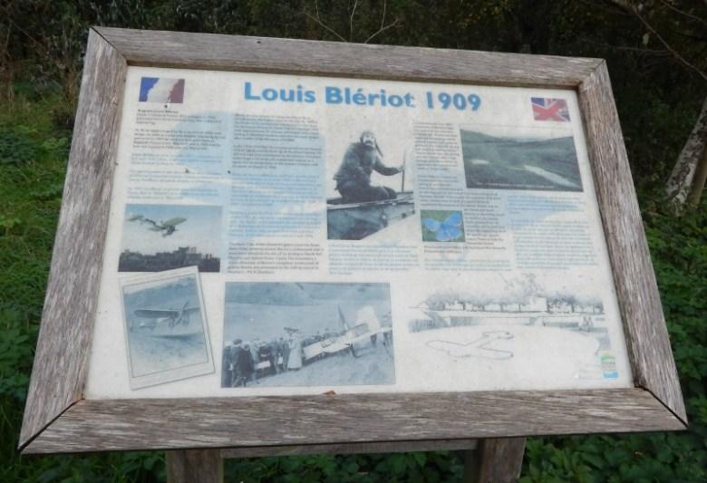 The Louis Bleriot Memorial
