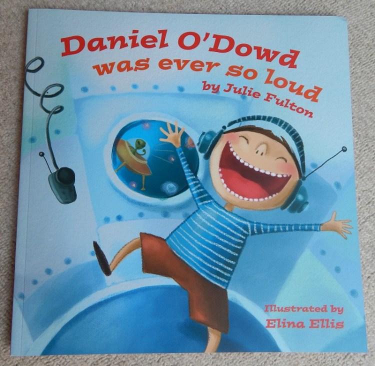 Daniel O'Dowd was ever so loud