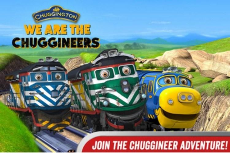 Chuggington – We are the Chuggineers