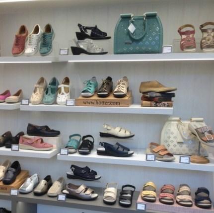 Hotter Shoe Shop In Banbury