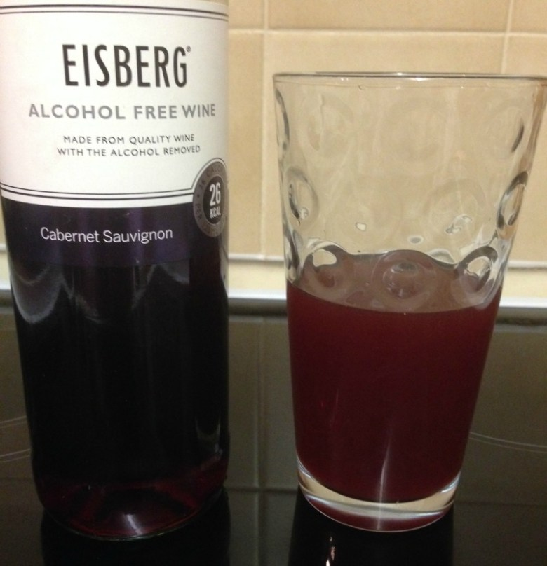 Eisberg alcohol free Red Wine