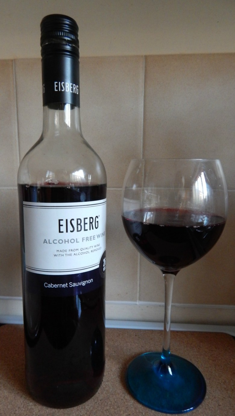 Eisberg alcohol free Red Wine