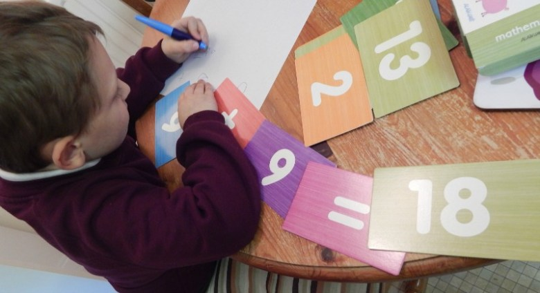 Mathematics Flash Cards