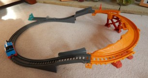 Thomas and Friends Breakaway Bridge Set