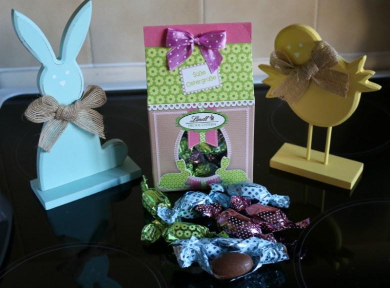 celebrating Easter with Lindt
