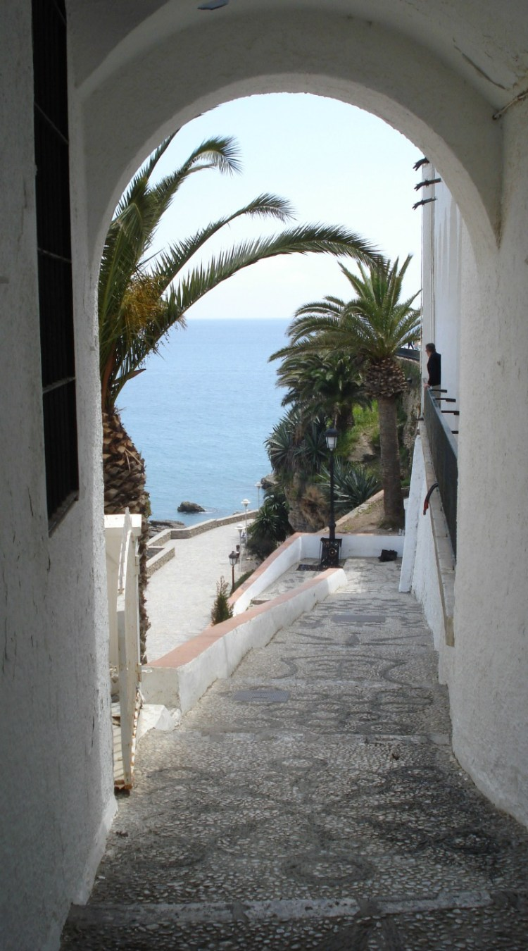 The Alphabet Photography Project N is for Nerja