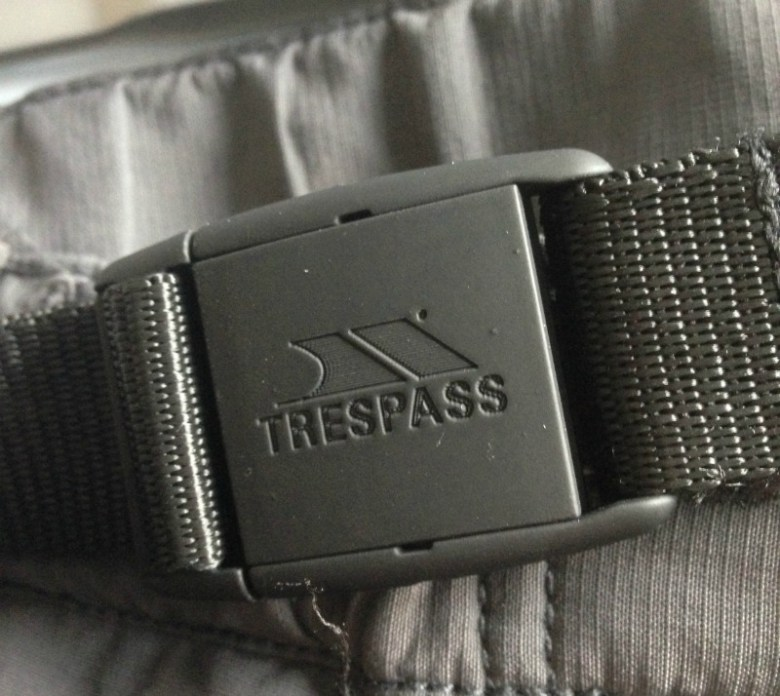 Walking in all weathers with Trespass