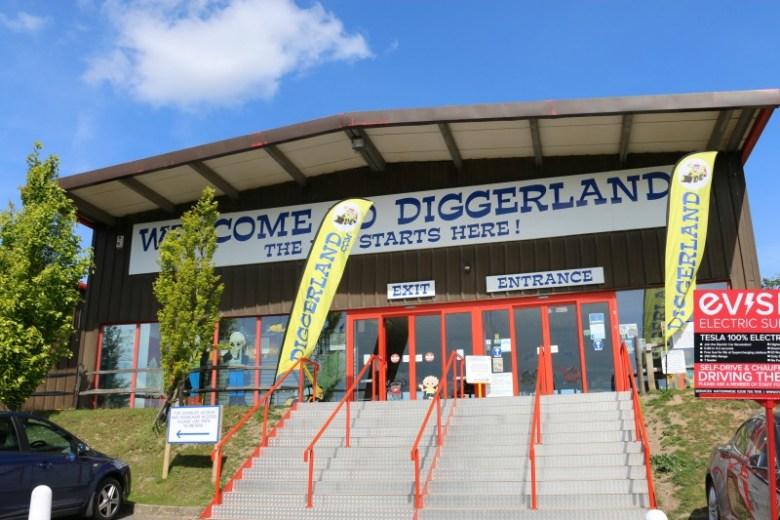 Diggerland Kent