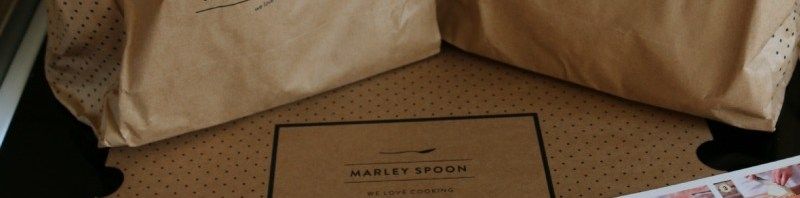 Dinner made easy with Marley Spoon