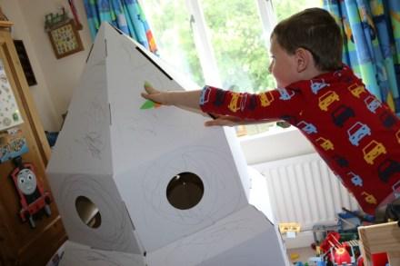 Kid-Eco Rocket