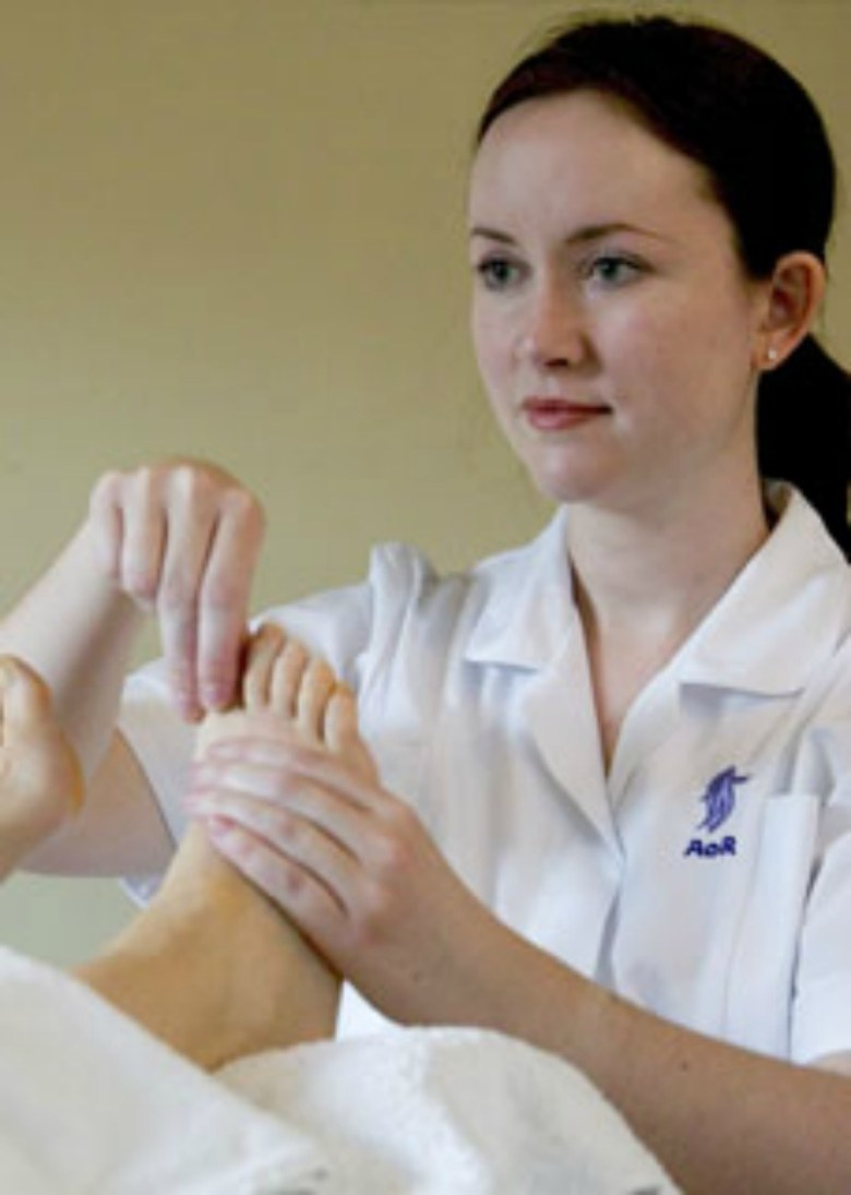 Reflexology - some time for me