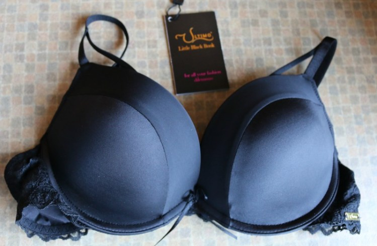 Finding the perfect bra with House of Fraser