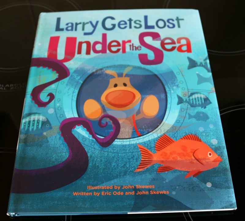 Larry Gets Lost Under the Sea