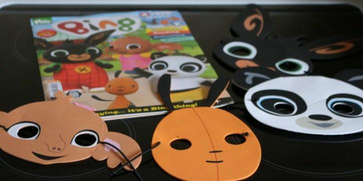 Play & Learn magazine - Bing