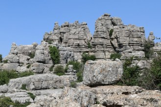 El Torcal de Antequera