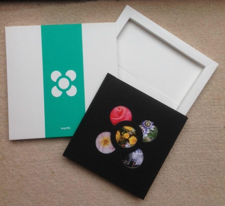 Imprify photobook