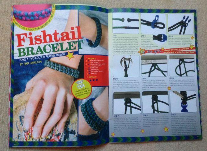 Paracordz Factory magazine