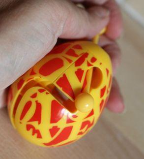 Smart Egg Labyrinth Puzzle