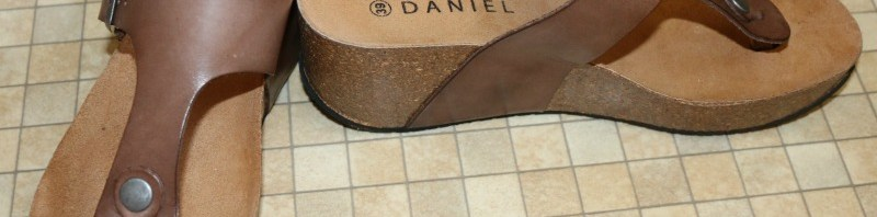 Summer sandals from Daniel Footwear